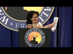 Brigitte Gabriel Reads the Muslim Brotherhood Plan for America - YouTube
