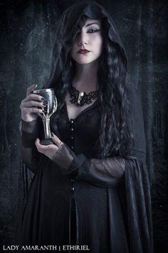 Model: Lady Amaranth Photo: Ethiriel Clothes: The Gothic Shop - www.the-gothic-shop.co.ukWelcome to Gothic and Amazing |www.gothicandamazing.org