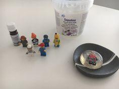 Lego Seife selbst gemacht