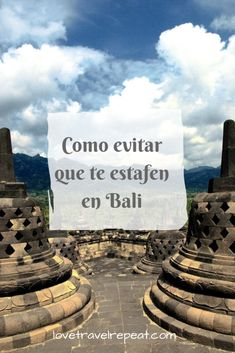 Viaja Indonesia Consejos Bali Bali Indonesia Turismo Bali #Indonesia #viaja barato #bali