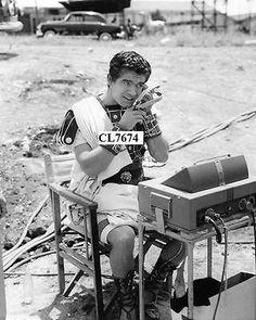 Stephen Boyd on the Movie Set of 'Ben Hur' Photo | Entertainment Memorabilia, Movie Memorabilia, Photographs | eBay!