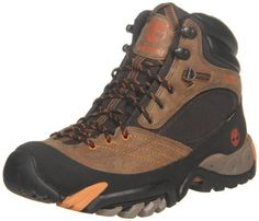 Timberland Men's Pathrock GTX Mid Boot Timberland. $97.26. Leather and fabric. Rubber sole