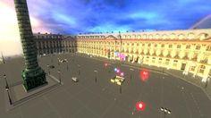 Take a 3D tour of Paris as a rat: http://cnet.co/13Ml39p