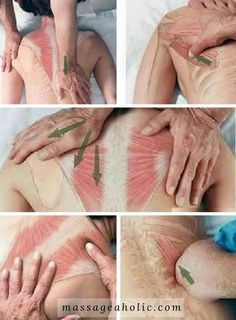How to give a massage _ Back massage _ relaxation massage #massage #relax