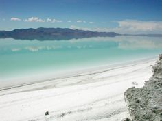 Great Salt Lake, Tooele County –  Photographer: Tom Dempster