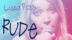 Luiza Possi - Rude (Magic!)   Lab LP