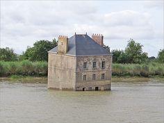La maison dans la Loire de Jean-Luc Courcoult (Estuaire, Couëron)