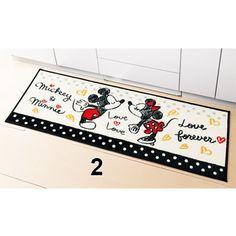 Mickey & Minnie mat series