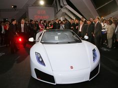 GTA Spano Supercar Limited Edition