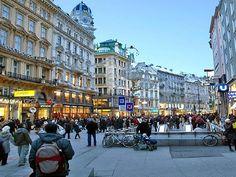 Mariahilfer Strasse. Vienna SHOPPING MUST!