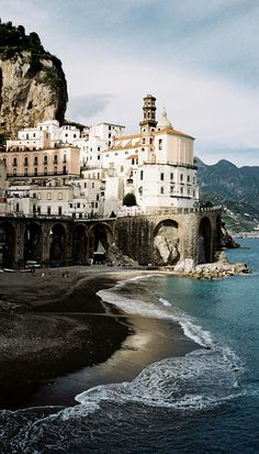 Atrani - Amalfi , Italy