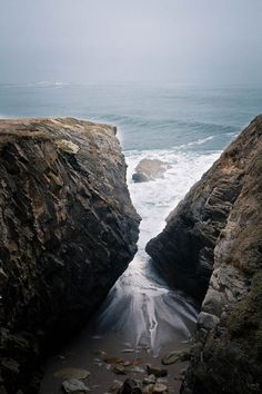 —Coastal hideaway.
