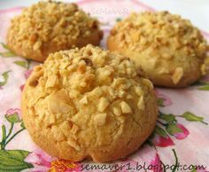 Fındıklı Kurabiye Albanian Recipes, Turkish Recipes, Cookie Recipes, Dessert Recipes, Hazelnut Cookies, Amish Recipes, Recipe Mix, Sweet Pastries, No Bake Cookies