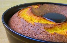 This Portuguese carrot cake (bolo de cenoura) recipe makes a very soft and delicious cake.