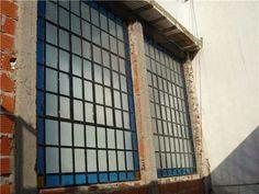 paños fijos puertas ventanas hierro medida réplica antiguas