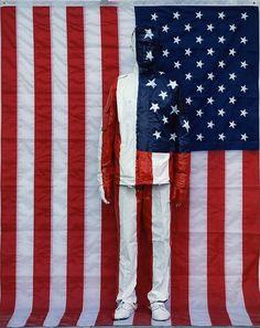 Liu Bolin. Art Experience:NYC http://www.artexperiencenyc.com/social_login