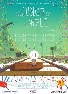 Der Junge und die Welt (Animation 2015)