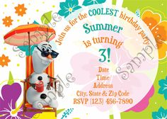 Party Invitation,Comely Disney Frozen Birthday Party On Pinterest  Party Invitations  As Well As Pinterest Party Invitations , Along With Birthday Party Invitations,Enchanting Pinterest Party Invitations