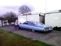 Impala 1976 chminow's custom work