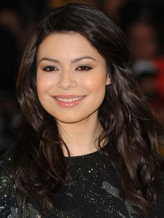 Miranda Cosgrove, she grew up to become a beautiful young lady
