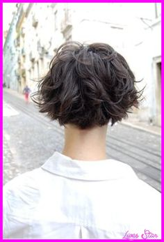 Short Length Hairstyles Back View Short Hair Back View Hair ...