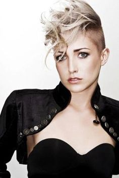 Swell Mohawks Bleached Hair And Punk On Pinterest Hairstyle Inspiration Daily Dogsangcom
