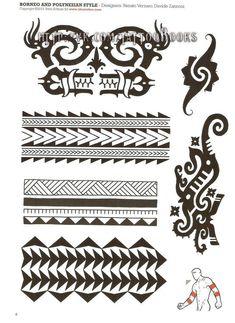 Tribal Maori and Polynesian | 63 фотографии