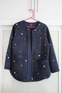 Tamarack Jacket from Grainline Studio