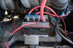 truck camping dual battery setup-4
