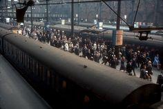 Liverpool Street Station, London :: September 1972