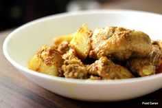 The Food Canon - Inspiring Home Cooks: Auntie Ruby's Dry Chicken Curry - A Taste of Yesterday