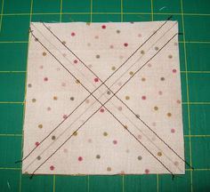 laugh yourself into Stitches*: The Magic 8 HST tutorial
