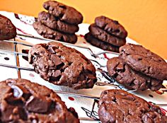 Nagyon csokis kakaós keksz