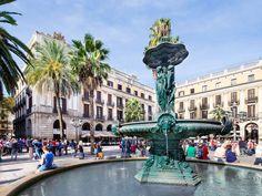 Hotel DO: Plaça Reial, Barcelona