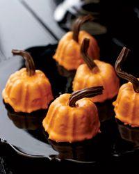 Mini Spiced Pumpkins Recipe