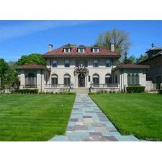 Motown Icon Berry Gordy's Mansion for Sale