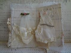 Dressmaker Sample Book by pamela huntington pg 2