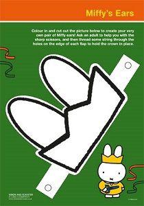 Nijntje oren! Bunny Party, Miffy, Girl Birthday, Birthday Hats, 1st Birthdays, Party Items, Cute Characters, Party Hats, Diy For Kids