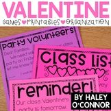 "Valentine's Day is such a fun time in the classroom! Unfortunately, it comes during a busy time of year and can feel like ""one more thing"" to plan! This pack takes all the work away from you so you can focus on what matters...spending time with your students! I've included activities leading up to Valentine's Day as well as everything you need to throw a fantastic class party!"
