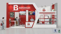 Stand design for Aluexpo / Istanbul on Behance
