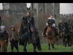 "Outlander After Show Season 1 Episode 1 ""Sassenach""   AfterBuzz TV"
