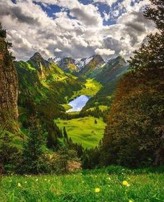 Fairytales spots ~ Appenzell, Switzerland