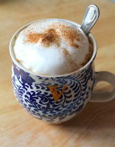 un gusto en casa / a treat at home caramel macchiato at home