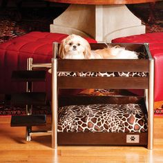 Just what the ladies need! The Metropolitan Bed Espresso now featured on Fab. $232