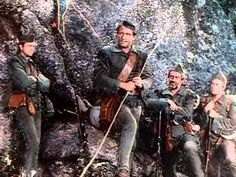 """On February 20th, 1940 """"Northwest Passage"""" premiered in Boise, Idaho.  Starring Spencer Tracy, Robert Young and Walter Brennan, it tells the story of Rogers' Rangers who fought in the French and Indian War."""