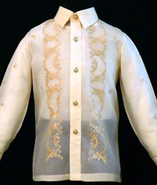 Pina Jusi Boy's Barong Tagalog Barongs R Us committed to offer qualitative and extensive range of original Barong suits, dresses, branded clothing, Barong Tagalog for men & Filipiniana dresses for women. Barong Tagalog, Filipiniana Dress, Philippines Fashion, Chinese Collar, Line Shopping, Formal Looks, Hand Embroidery, Mens Fashion, Suits