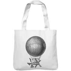 Mintage Magnificent Air Machine Museum Tote Bag