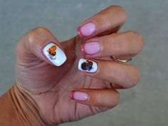 Thanksgiving by nifulop - Nail Art Gallery nailartgallery.nailsmag.com by Nails Magazine www.nailsmag.com #nailart