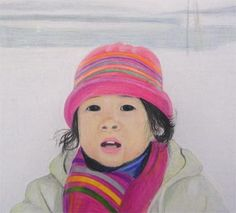 """Colored Pencil """"Paintings"""""""