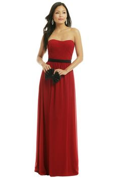 ERIN by erin fetherston Genevieve Gown - seductively appropriate for the winter